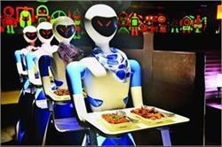भारत का अनोखा रेस्टोरेंट, यहां वेटर नहीं रोबोट देते हैं सर्विस