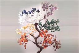 घर में डेकोरेट करें Crystal Tree, बनी रहेगी सुख-समृद्धि