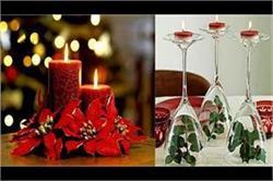 वैलेंटाइन डे पर इस तरह करें खास Candles Decoration