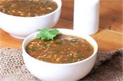 चिकन मांचो सूप