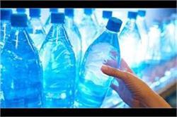शोध का खुलासा, मौत के डर से बढ़ रही है बोतलबंद पानी की डिमांड