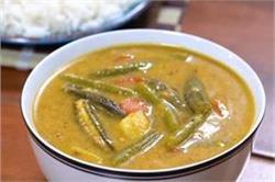 सब्जियों को मिक्स करके बनाएं सिंधी कढ़ी