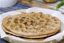 इस तरह से बनाएं Khoba Roti