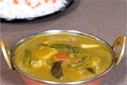 बेसन और सब्जियों से बनाएं सिंधी कढ़ी