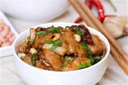 इस नए तरीके से बनाएं Kung Pao Chicken