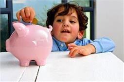 बचपन में ही बच्चे को सिखाएं Saving Habit