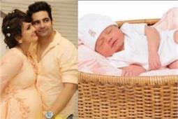 टीवी सेलेब्रिटी ने न्यू बोर्न बेबी के साथ इस तरह मनाई पहली होली