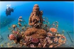 समुद्र के नीचे बसा है हिन्दुओं का यह प्राचीन धार्मिक स्थल