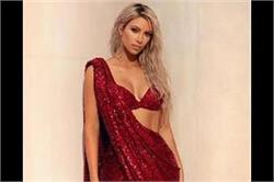 Kim ने करवाया लेटेस्ट फोटोशूट, रैड कलर में लगाया बोल्डनेस का तड़का