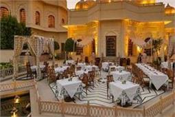 डैस्टिनेशन वैडिंग के लिए मशहूर हैं राजस्थान के ये होटल