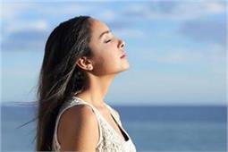 सांस लेने के लिए अपनाएं सही तरीका, ये 3 प्रॉब्लम्स रहेगी हमेशा दूर