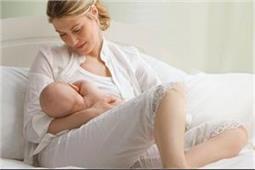 स्तनपान करवाने वाली महिलाओं को ही मिलते हैं ये फायदे