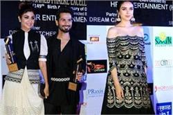 Dadasaheb Phalke Awards 2018: बॉलीवुड से लेकर टीवी सितारों तक सजी रही शाम