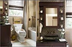 छोटे बाथरूम को स्टाइलिश बनाने के लिए इस तरह करें उसकी डैकोरेशन