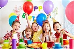 बच्चों को जरूर सिखाएं ये छोटे-छोटे कॉमन पार्टी एटिकेट्स