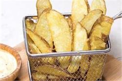 मजे से खाए और खिलाएं कुरकुरे Schezwan Mayo Potato Wedges