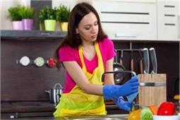 किचन की इन 5 चीजों को रखेंगे साफ तो बीमारियां रहेगी दूर