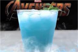 गर्मी में लें ठंडी-ठंडी Tesseract Mocktail का मजा