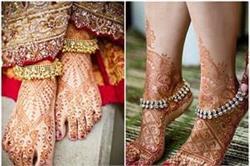 इन Anklets के बिना अधूरा है दुल्हन का श्रृंगार