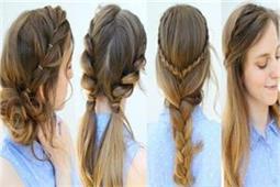 गर्मियों में ट्राई करें ये New Hairstyle, दिखेंगी खूबसूरत