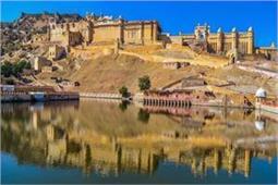 जयपुर का यह शानदार किला बन रहा है टूरिस्ट की पहली पसंद