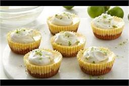 इस तरह बनाएं Key Lime Pie Cups