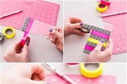 बिना पैसे खर्च किए मोबाइल को दे मेकओवर, बनाए ये DIY फोन कवर्स