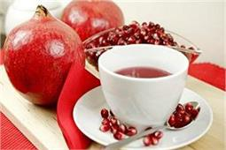 अपच से लेकर कैंसर तक, कई प्रॉब्लम्स का काल है अनार की चाय