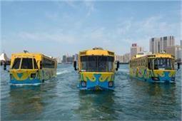 पानी पर तैरती है दुबई की यह Water Bus, आप भी लें सफर का दोगुणा मजा