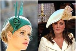 Royal Wedding में जरूरी थी हैट, एक से बढ़कर एक खूबसूरत हैट में दिखें गैस्ट