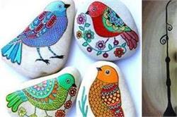 Pebble Art क्राफ्ट से निखर जाएगा घर का हर एक कोना