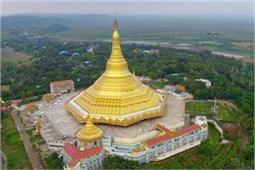 बिना खंभों के खड़ा है दुनिया का यह सबसे बड़ा गोल्डन मंदिर