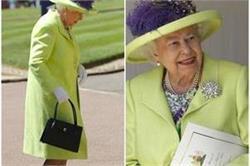 प्रिंस हैरी और मेगन की शादी में क्वीन Elizabeth ने पहनी थी इस डिजाइनर की ड्रैस