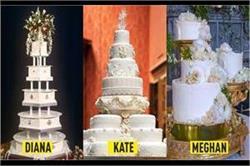 क्वीन विक्टोरिया से लेकर मेगन मार्केल तक, ऐसे थे इनके Royal Wedding Cakes
