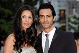 क्या अर्जुन और उनकी पत्नी के बीच चल रही है अनबन?