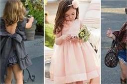 Summer Dresses में खिल उठेगा आपकी नन्हीं गुड़िया का स्टाइल