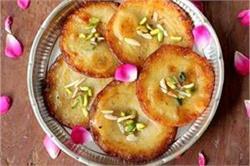 बारिश में घर पर बना कर खाएं गर्मा-गर्मा Malpua