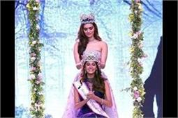 तमिलनाडु की अनुकृति वास ने अपने नाम किया फेमिना मिस इंडिया का ताज