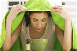 चेहरे से बढ़ती उम्र के निशान हटाने के लिए इस तरह करें हर्बल स्टीम थेरेपी