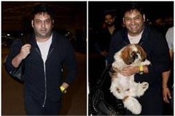 मुंबई लौटे कॉमेडियन कपिल शर्मा, बढ़ाया इतना वजन कि पहनना हुआ मुश्किल