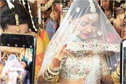 ब्राइडल लुक में स्टनिंग दिखीं रूबीना, शादी की तस्वीरें और वीडियो हुई वायरल