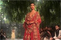 ICW 2018: मुगल आर्किटेक्चर से इंस्पायर्ड थी राहुल की कलेक्शन, देखिए मॉडर्न ट्रैडीशनल ड्रैसेज