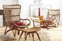 Bamboo Furniture देगा आपके घर को अटरैक्टिव लुक