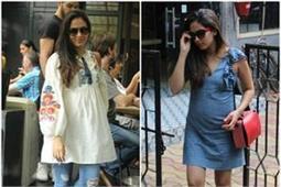 Maternity Fashion! प्रैग्नेंसी में मीरा की तरह बरकरार रखें अपना बैस्ट ड्रैसिंग स्टाइल
