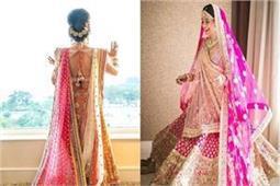 Bride Special! डबल दुपट्टा कैरी करने के लिए ये हैं यूनिक Color Combinations
