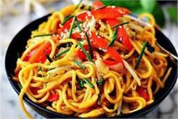 बच्चों के लिए घर पर बनाएं टेस्टी-टेस्टी Veggie Noodles