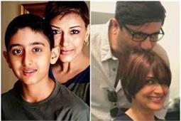 मां सोनाली की बीमारी पता चलते बेटे रणवीर ने दिया ऐसा रिएक्शन