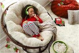Papasan Chair के लिए कुशन के डिजाइन भी हो खास