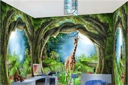 बैडरूम हो या लिविंग रूम, Forest Theme से दें घर को यूनिक लुक