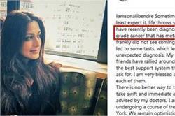 सोनाली हुई हाई ग्रेड कैंसर की शिकार, जानिए क्या है इस बीमारी के लक्षण?